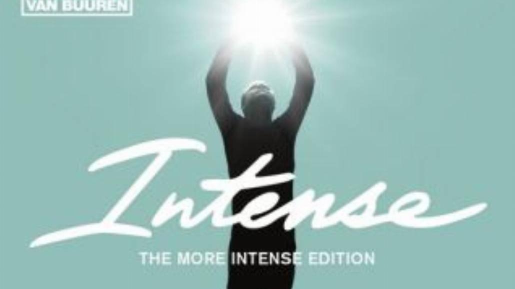 """Album """"Intense"""" w limitowanej edycji specjalnej"""