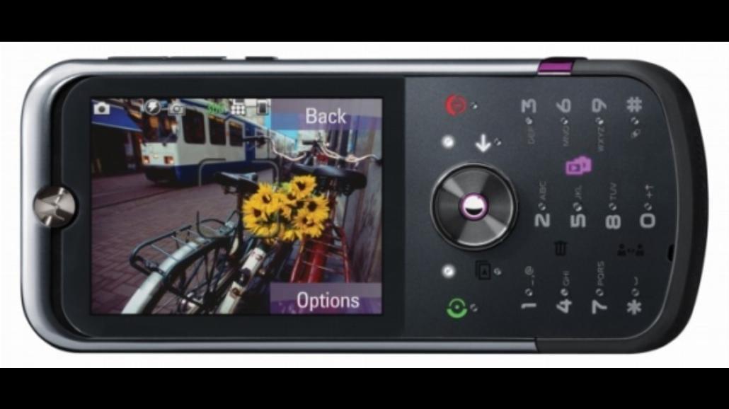 MOTOZINE ZN5 – nowy telefon Motoroli i Kodaka