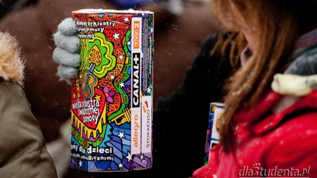 XX Finał WOŚP - 8 stycznia 2012