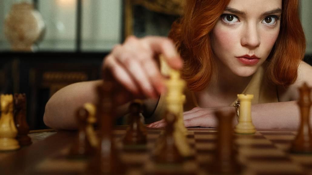 Gambit królowej - recenzja serialu