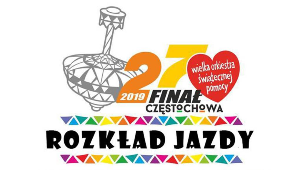 WOŚP 2019 - Częstochowa