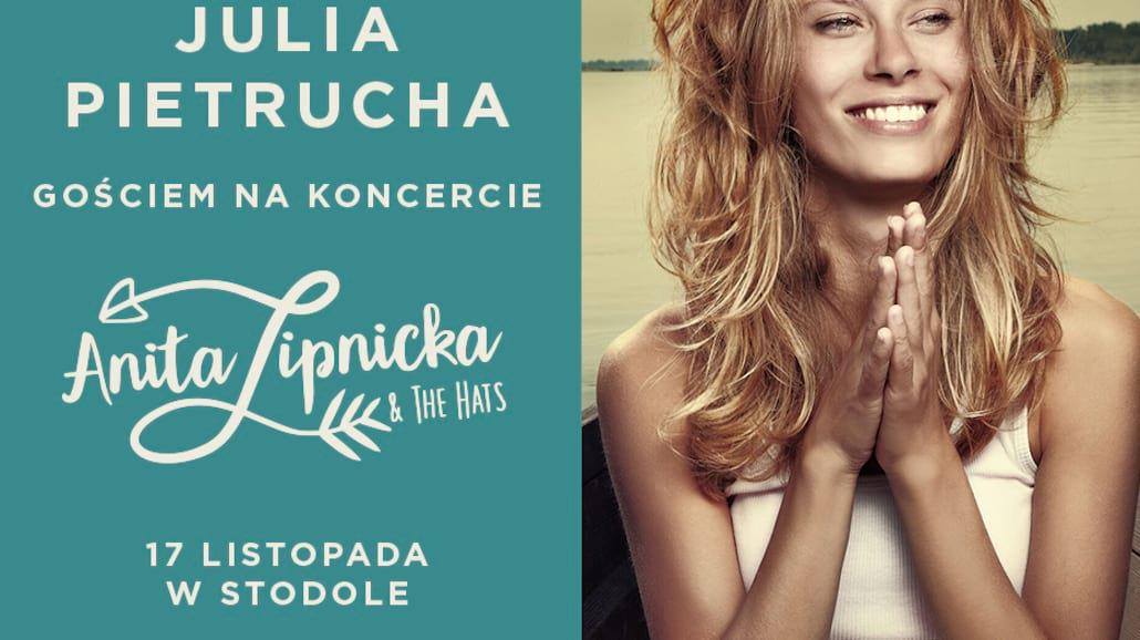 Julia Pietrucha kolejnym gościem specjalnym Anity Lipnickiej!