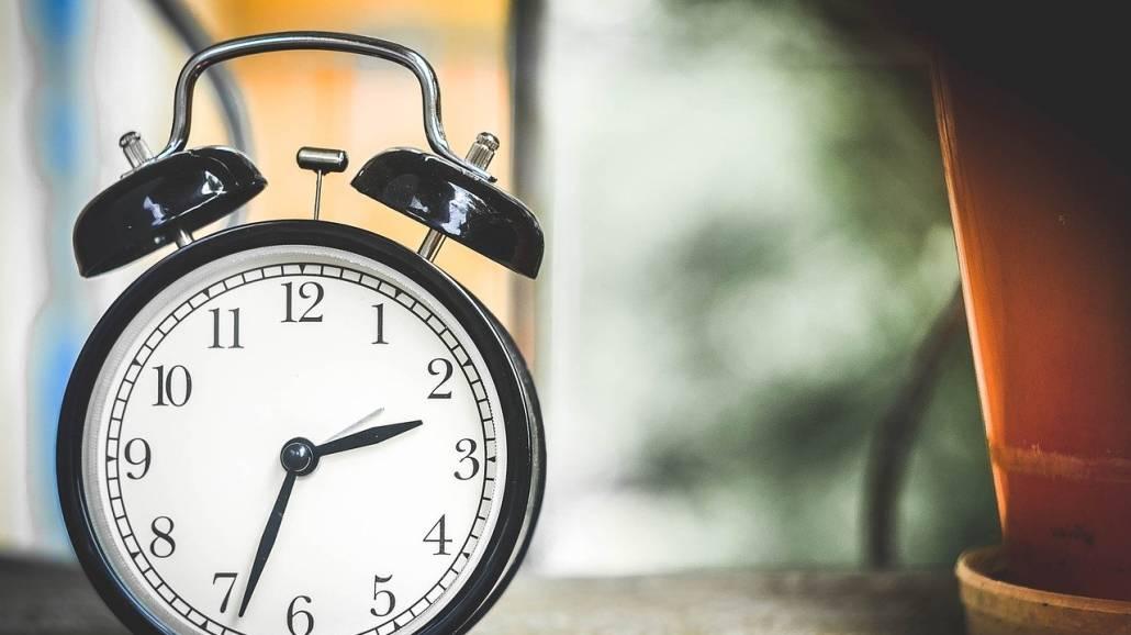zegar czas letni 2020