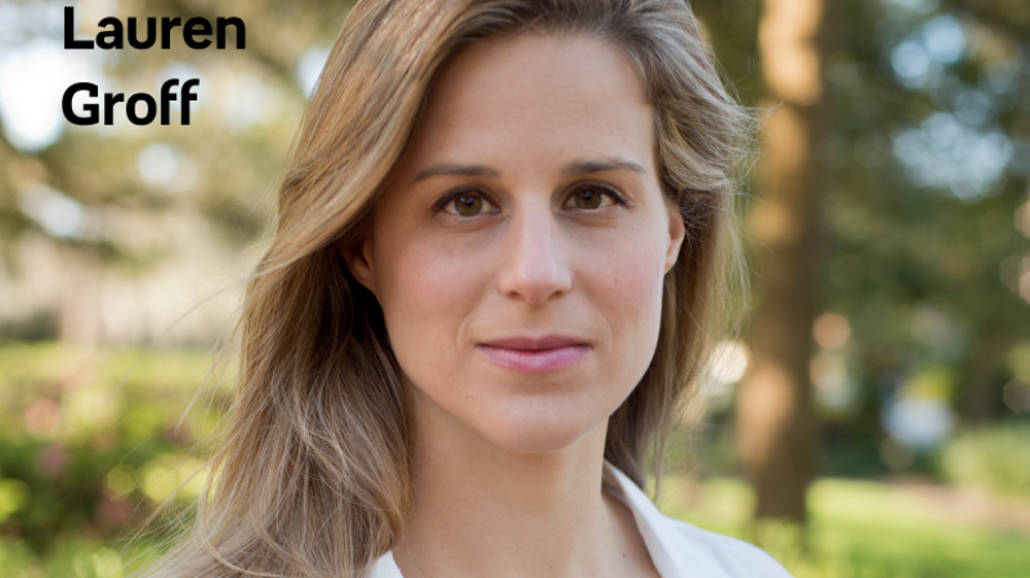 Lauren Groff - Apostrof 2019