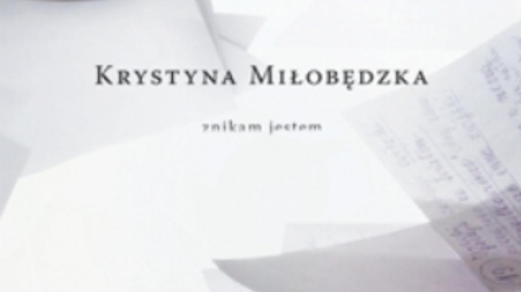 Dwie książki na jubileusz Krystyny Miłobędzkiej