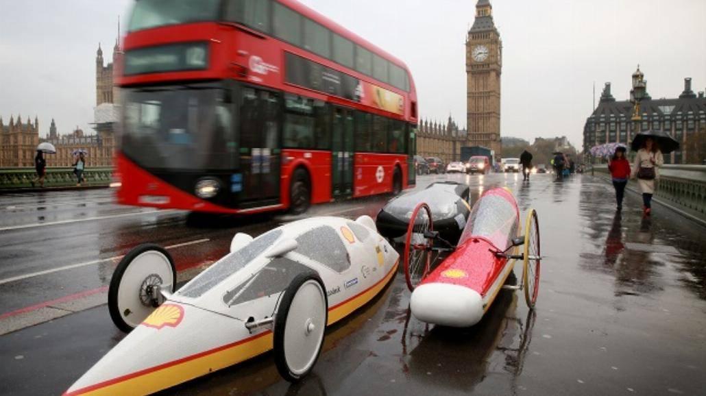 Zbliża się europejska edycja Shell Eco-Maraton 2016 w Londynie