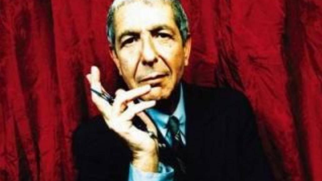 Leonard Cohen na DVD już w marcu