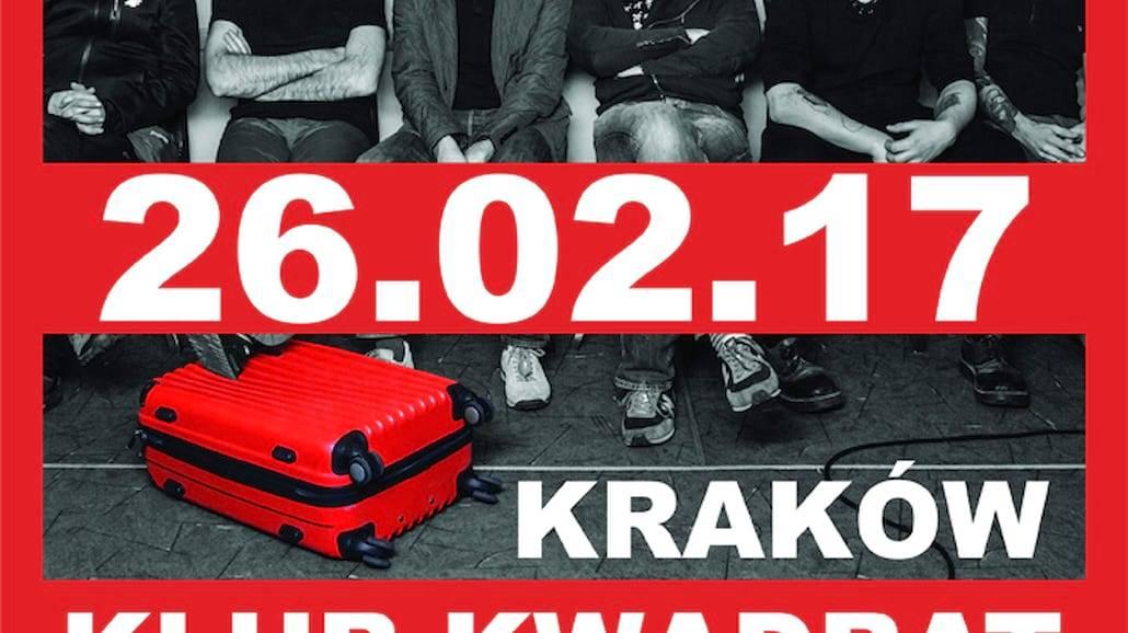 Lao Che zagrają w Krakowie!
