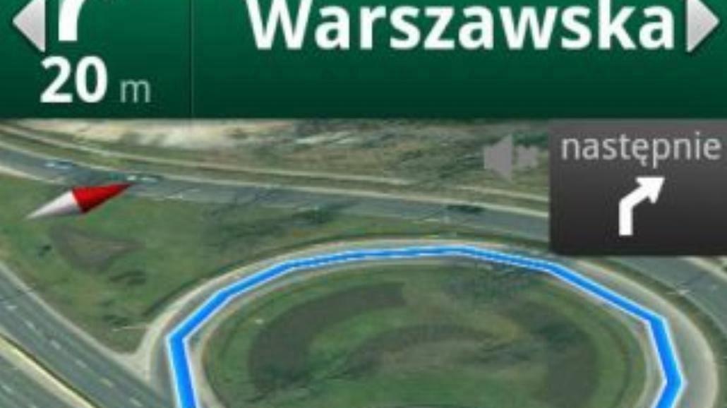 Google uruchamia w Polsce Nawigację w Google Maps