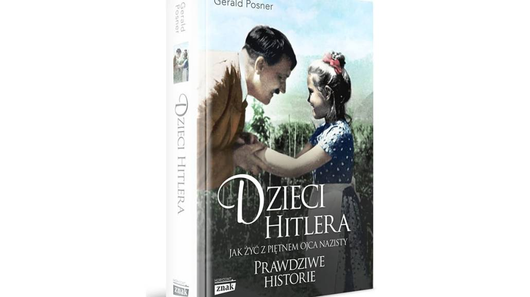 Dzieci Hitlera - ksiąÅźka