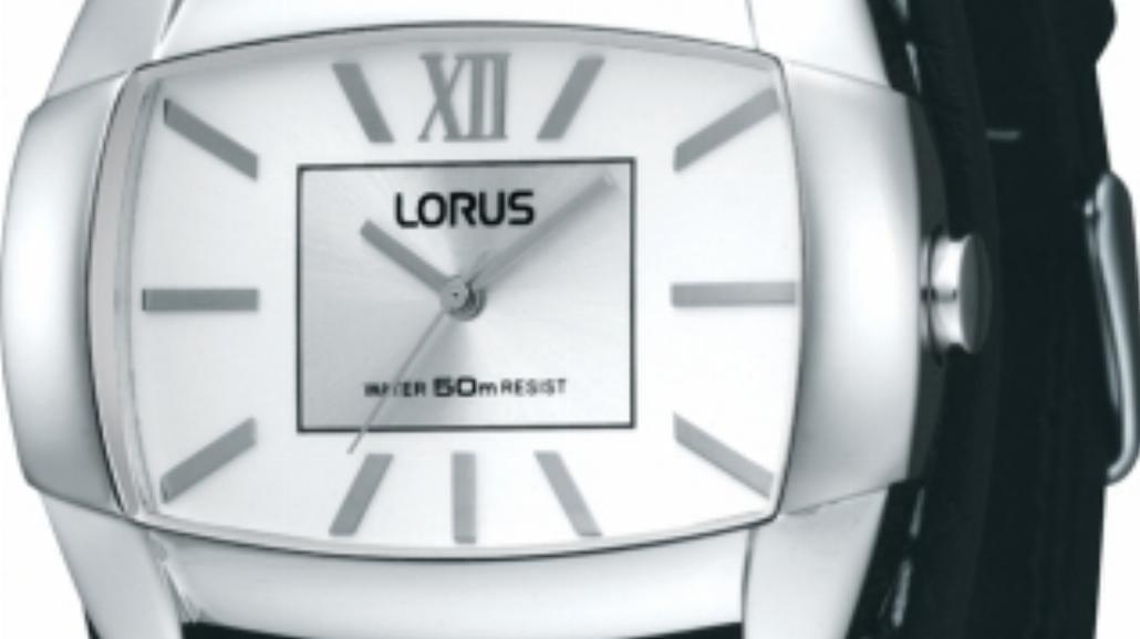 Zaskakujący wzór zegarków od Lorusa
