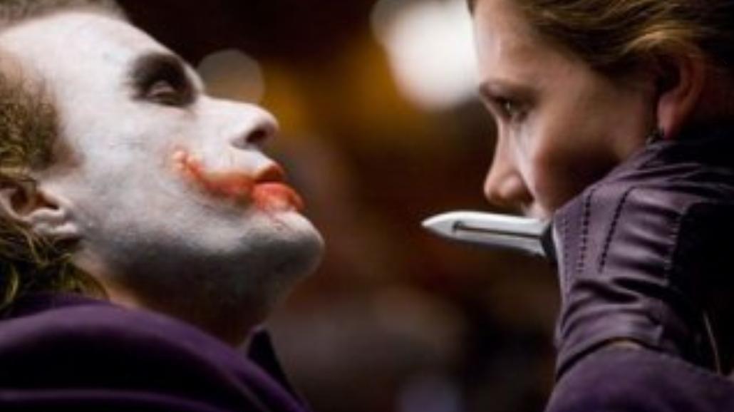 Joker gra samymi asami