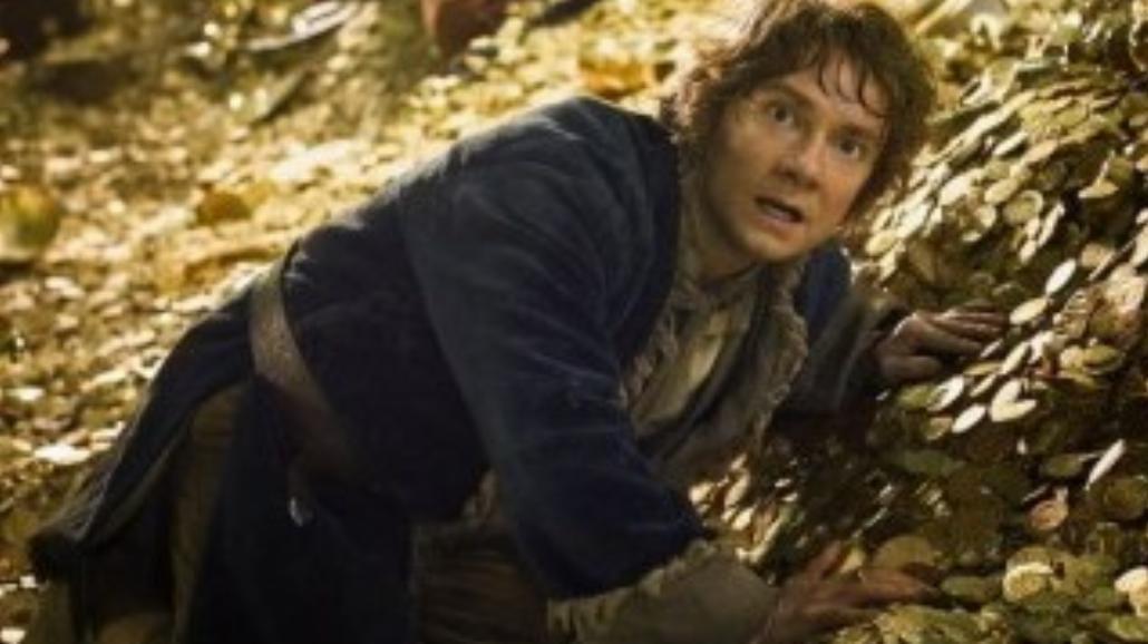 """""""Hobbit: Samotna góra"""" - zobacz pierwsze zdjęcie"""