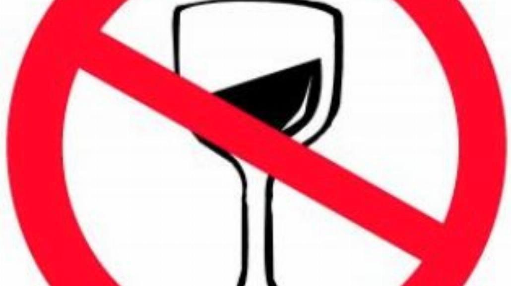 Alkohol już nie dla studenta