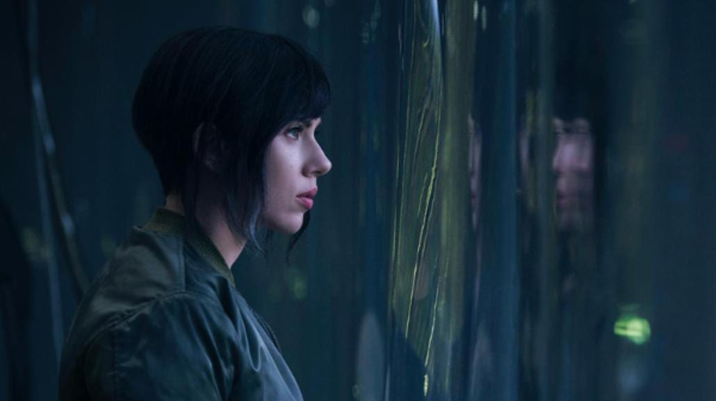 "Scarlett Johansson na planie ""Ghost in the Shell"" [FOTO]"