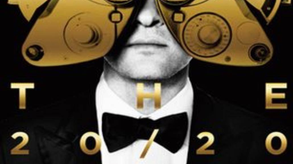 Justin Timberlake ujawnia listę utworów