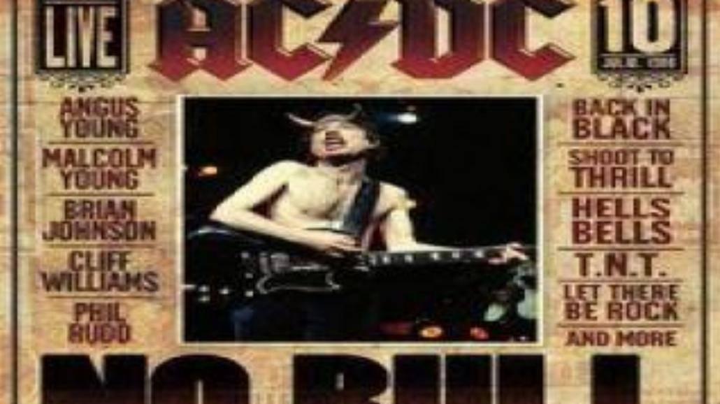 """Reedycja AC/DC """"No Bull"""""""