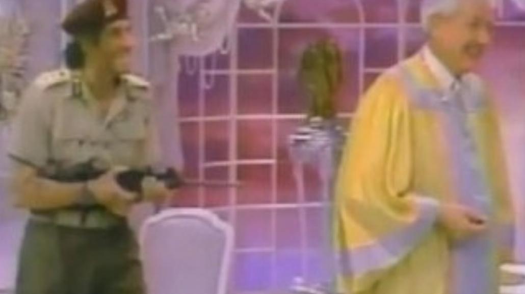 Twórcy serialu przewidzieli śmierć Kaddafiego