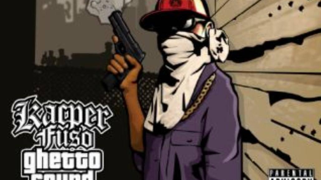 """Kacper HTA """"Ghetto Sound"""" - szczegóły płyty"""
