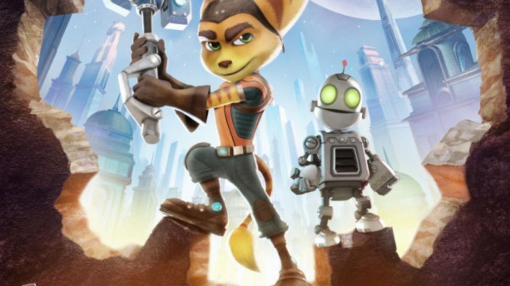 Ratchet i Clank - nadchodzi ekranizacja kultowej gry wideo