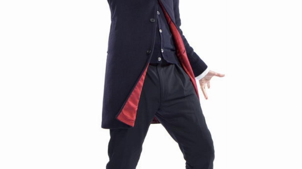 Pierwsze zdjęcie Capaldiegio w roli Doktora Who