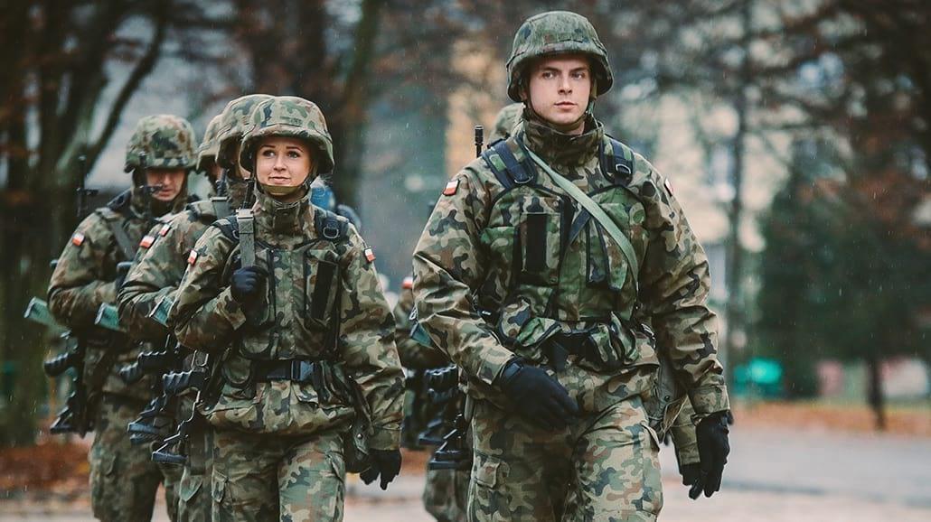 Szkolenie Wojsk Obrony Terytorialnej na WSO [ZDJĘCIA]