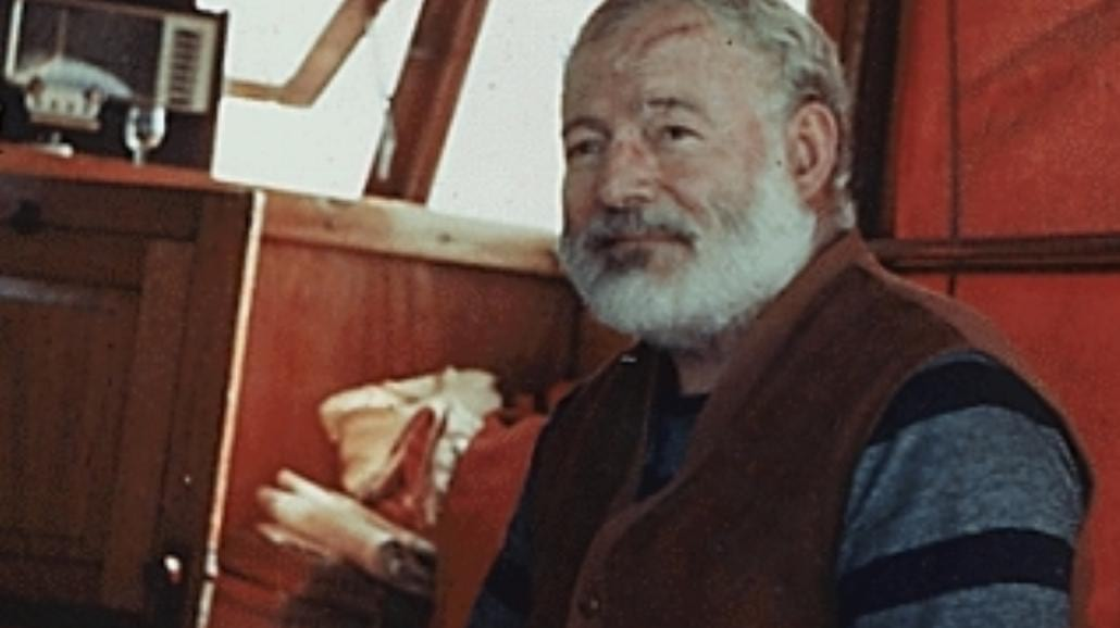 Powstanie filmowa biografia Hemingwaya