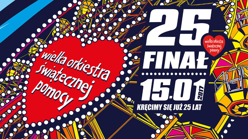 Liber zagra podczas 25. edycji WOŚP w Lublinie!