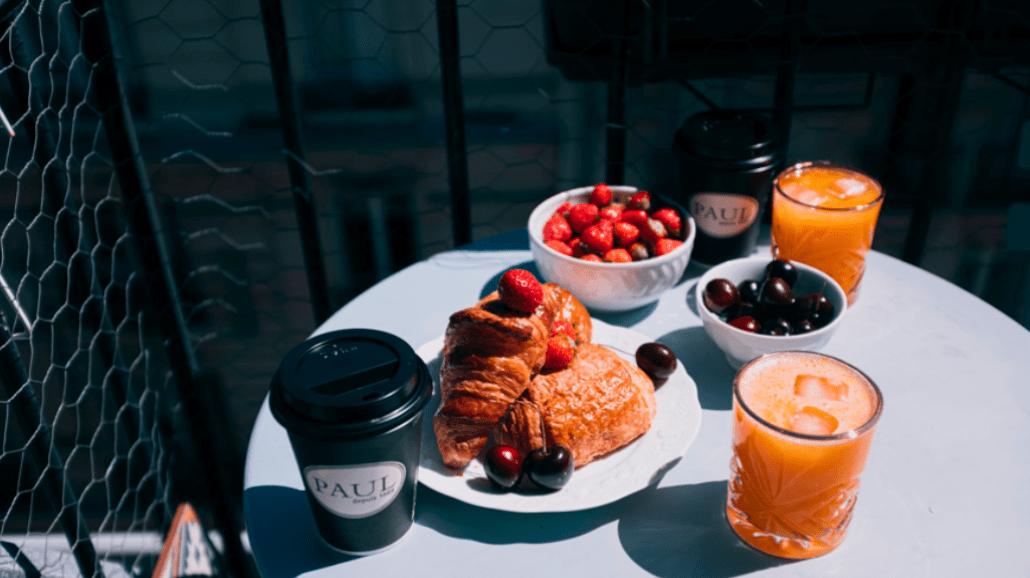 Ciekawe śniadanie