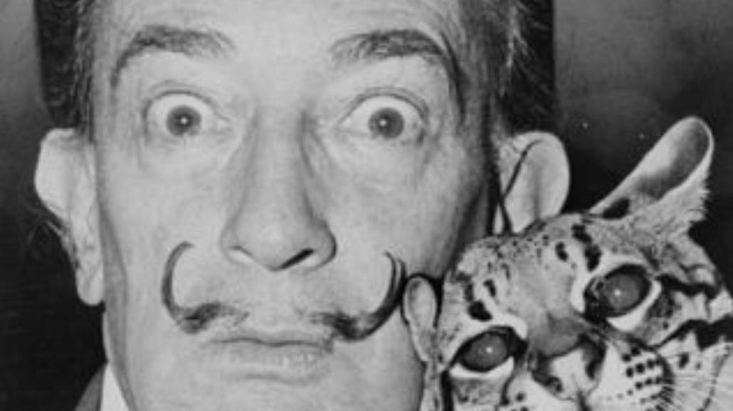 Antonio Banderas zagra Salvadora Dali