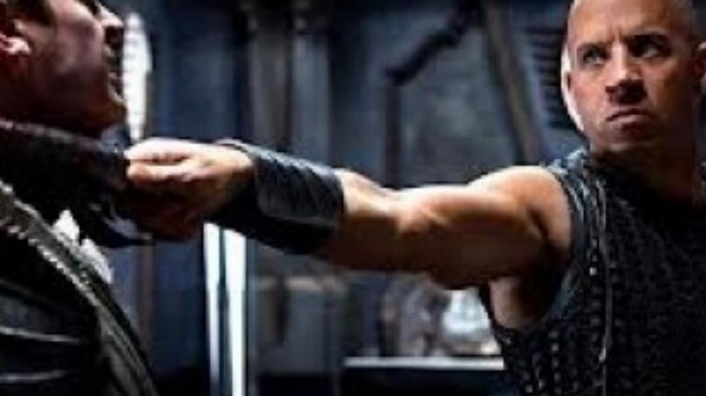 "Nowy zwiastun ""Riddicka"" w sieci"