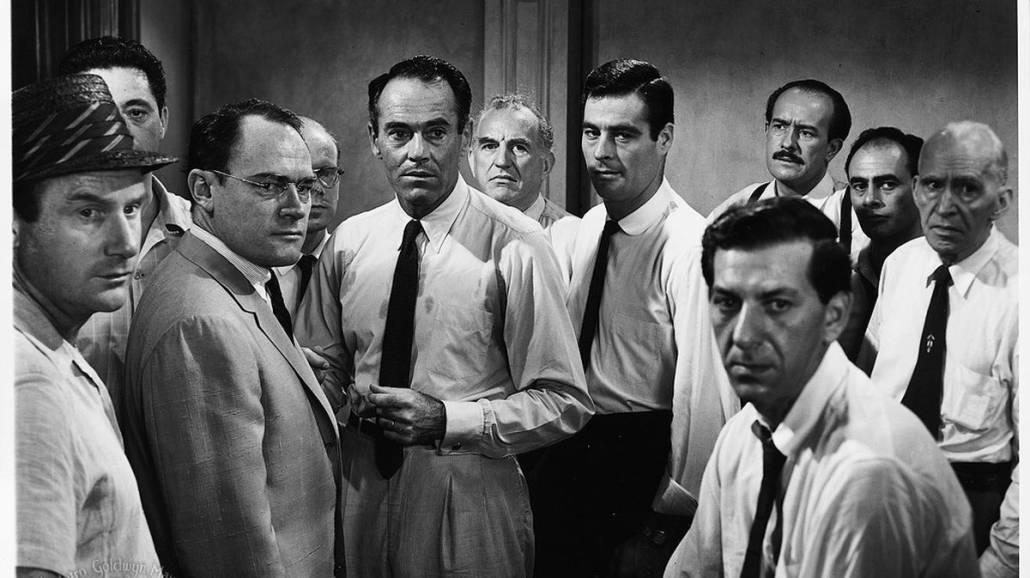 Dwunastu gniewnych ludzi - film 1957