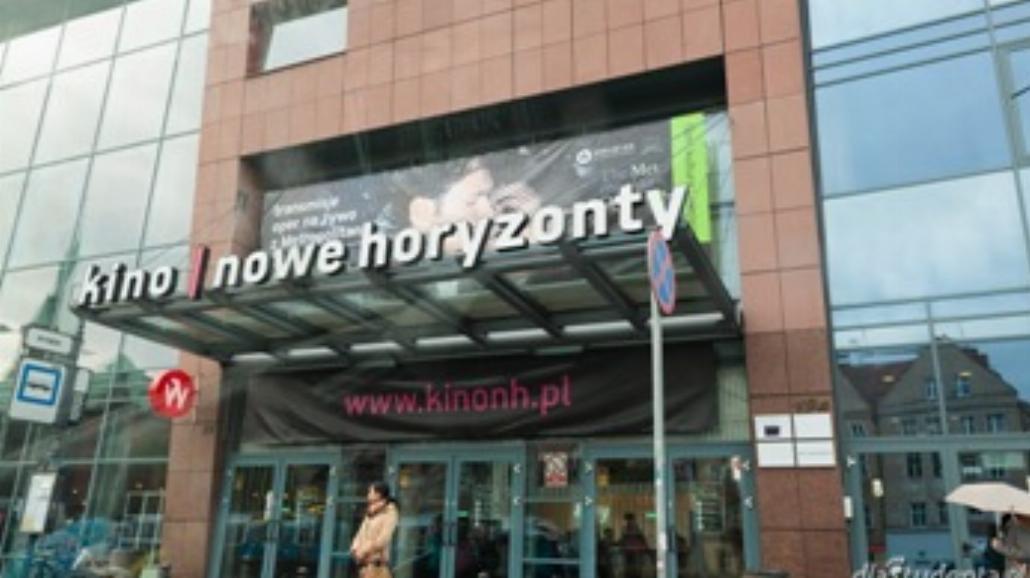 Kino Nowe Horyzonty do remontu. Będzie zamknięte?