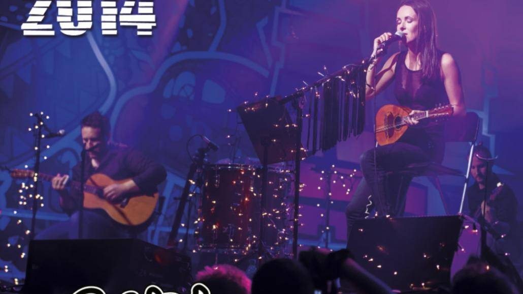 Kasia Kowalska na Woodstocku. Zobacz jej niesamowity występ na DVD!