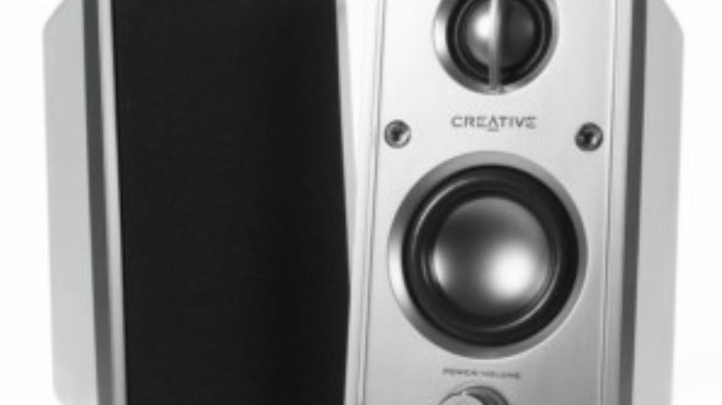 Głośniki CREATIVE Gigaworks - wspaniała muzyka