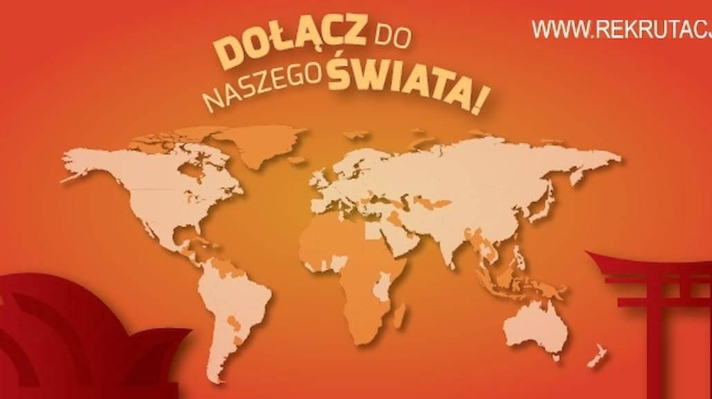Jesienna akcja rektuacyjna IAESTE- dołącz do studenckiego świata!