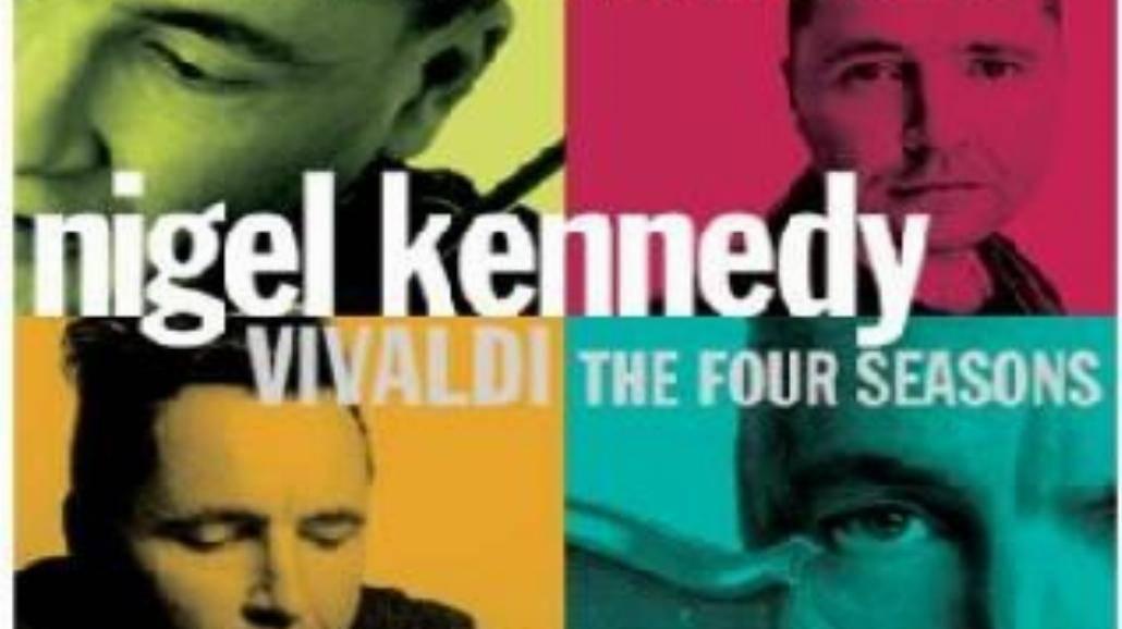 "Nigel Kennedy ""Vivaldi The Four Seasons"""