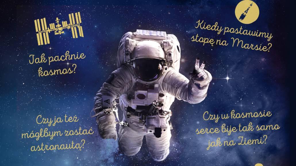 Zapytaj astronautÄ™