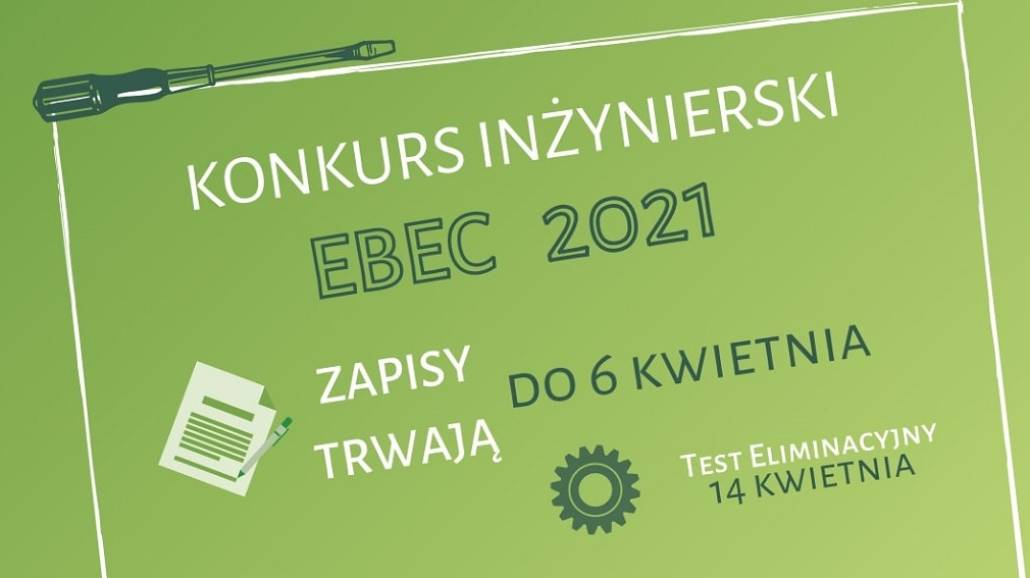 Konkurs EBEC 2021