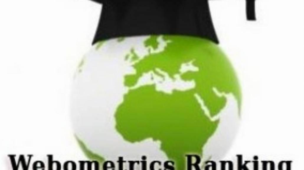 20 najlepszych uczelni według rankingu Webometrics