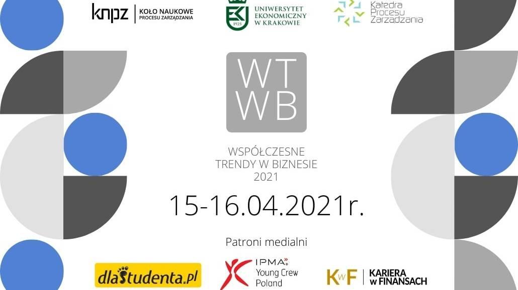 Konferencja WspÃłłczesne Trendy w Biznesie 2021