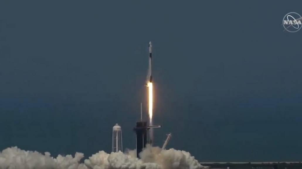 Falcon 9 - misja Demo-2
