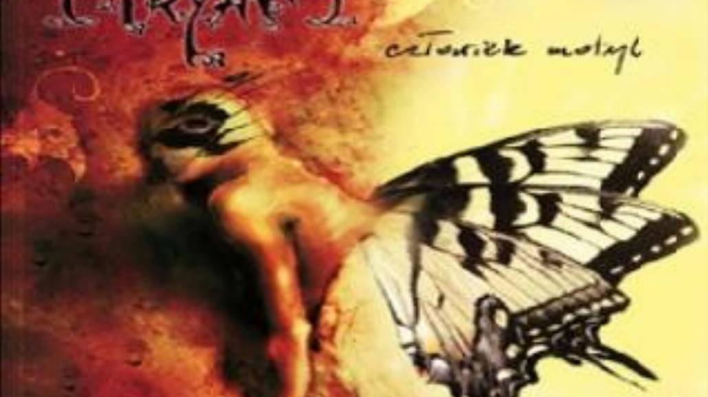 """Ciryam - """"Człowiek motyl"""""""