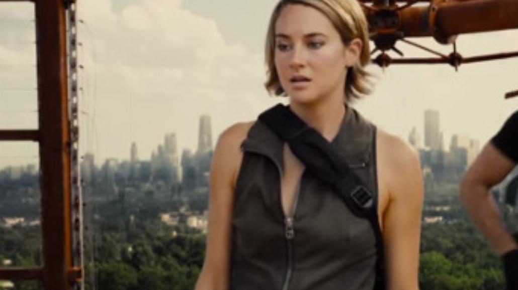 """Shailene Woodley w kolejnej części trylogii """"Niezgodna"""""""