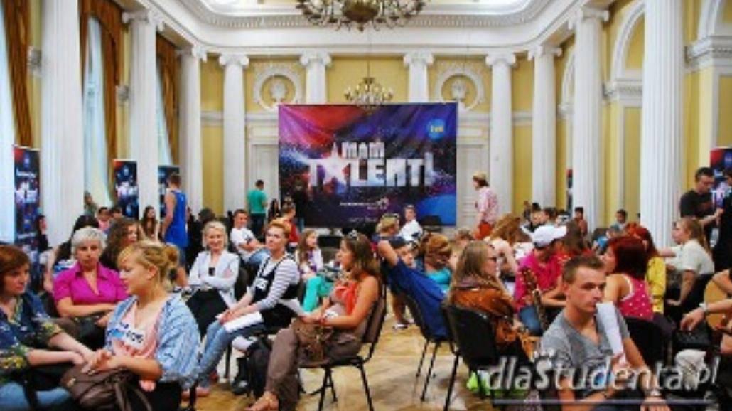 Castingi do Mam Talent 2012 na start