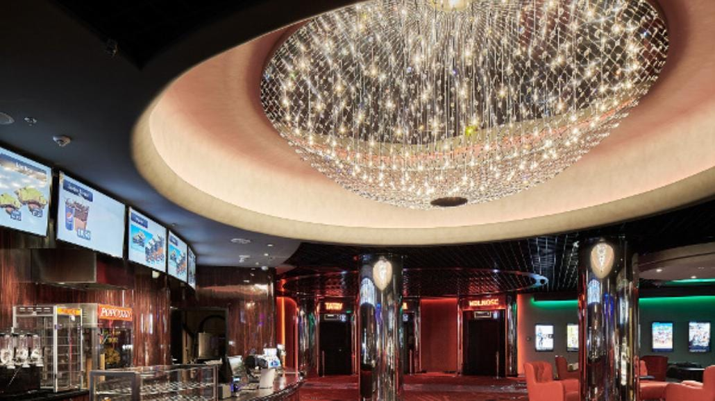 Wielkie otwarcie kina Helios w Sukcesji