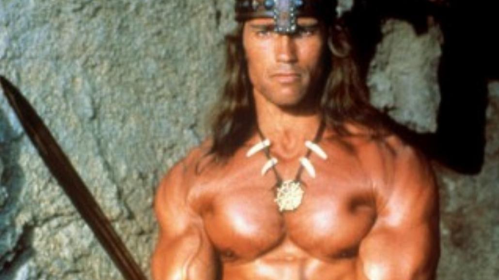 Schwarzenegger znowu w roli Conana