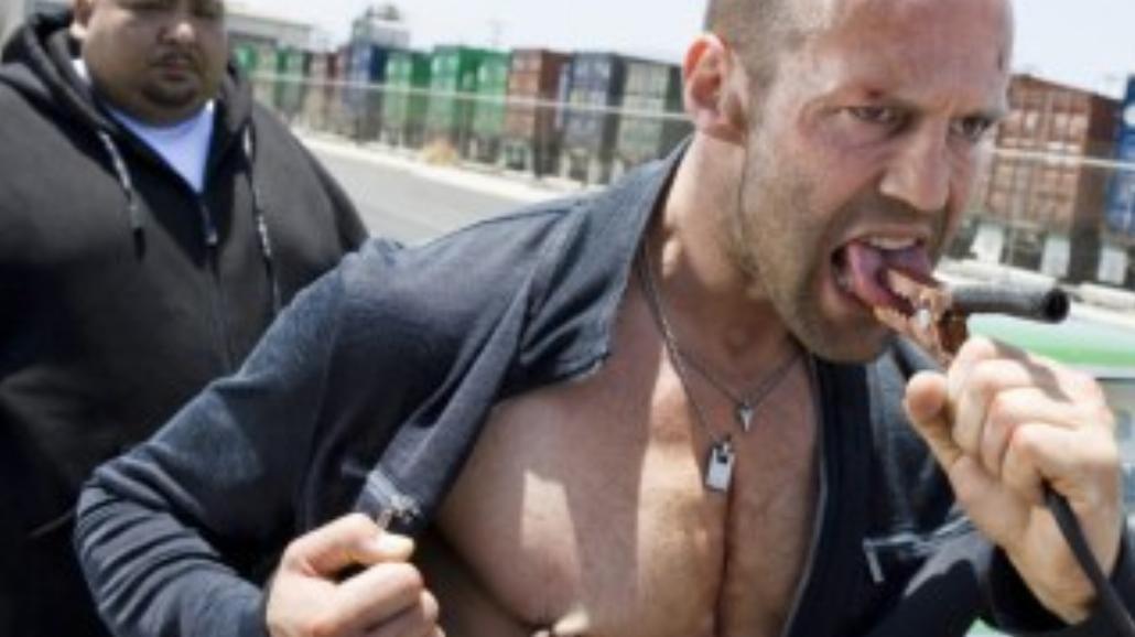 Homofob Jason Statham