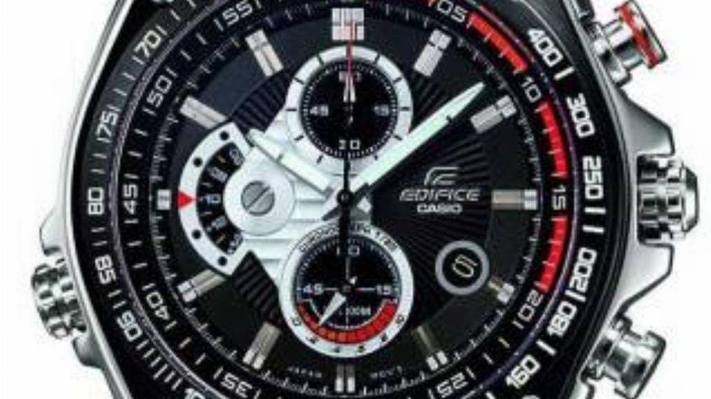 Zegarek dla fanów F1