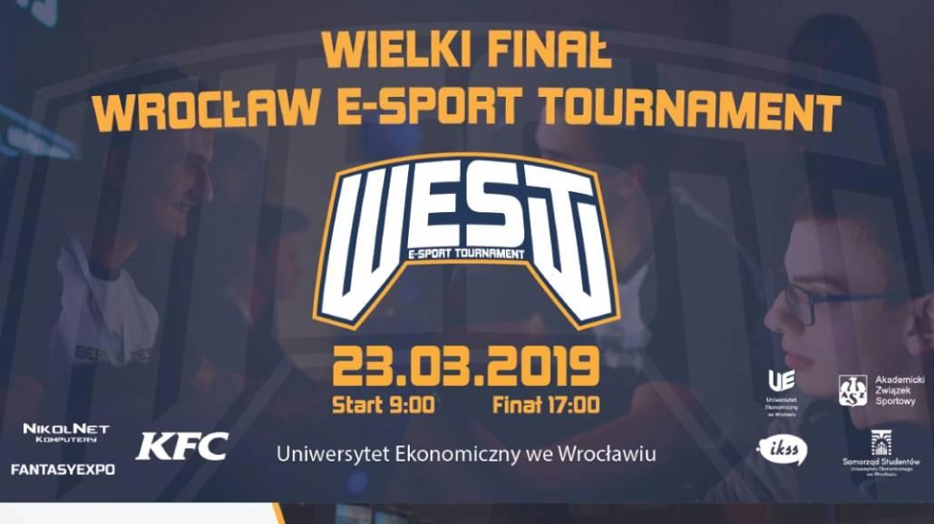 Turniej odbędzie się 23 marca 2019 roku.